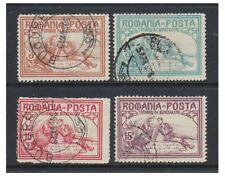Romanian Single Medical & Red Cross Postal Stamps