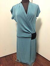 New Diane von Furstenberg FOLIE 100% Silk Dress Size 6