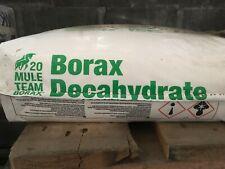 BORAX DECAHYDRATE , SODIUM TETRABORATE DECAHYDRATE 1 KG