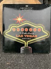 Welcome To Fabulous Las Vegas Nevada Neon Light Sign 24""