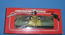 American Flyer Gilbert Chemicals Tank Car #48407 NIB