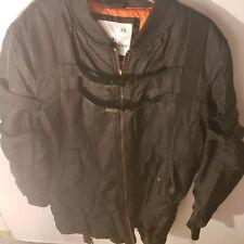 Uncle Ralph Winter Coat Black Mens Size XXL