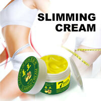 Body Slimming Gel Fettverbrennungscreme Gewichtsverlust Massage Anti Cellulite C
