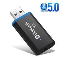 Bluetooth 5,0 Sender Audio Adapter für Kopfhörer Lautsprecher 3,5mm kabel Y2T4