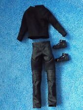 Barbie  Ken Doll  Black Sweater, Pants & Boots  Divergent Four Fashion