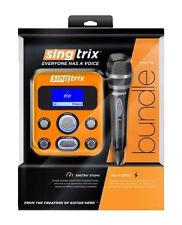 Singtrix SGTXPB1 Personal Karaoke System (slightly used)