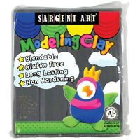 Sargent Art Modeling Clay - Gray  - Gray