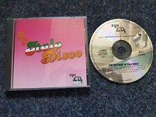 The very best of Italo Disco ZYX CD/ Ken Laszlo/ Scotch/ Koto/ Miko Mission