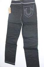 True Religion Men Sweatpants Black  pants XLarge XL