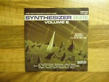 SYNTHESIZER GREATEST VOLUME 2 - VARIOUS (17 TRACKS)