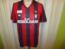 """AC Mailand Original Adidas Retro Trikot 2003 von (1991/92) """"MEDIOLANUM"""" Gr.S TOP"""