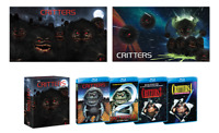The Critters Collection - Blu-ray + Two Exclusive Lithographs Limited to 1,000