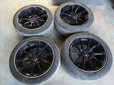 """Set Of 18"""" G27 Style Alloy Wheels 5x114.3"""