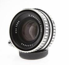 Carl Zeiss Jena 50mm F/2 Pancolar Lens Exakta Mount