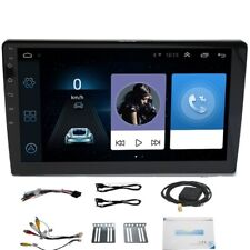 10.1 Inch Android 8.1 Quad Core 2 Din Car Press Stereo Radio Gps Wifi Mp5 Player