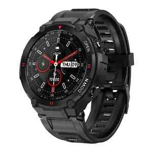 New Smart Watch Men Sport Fitness Bluetooth Call