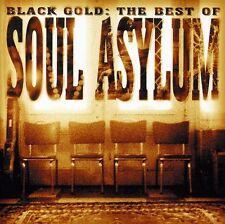Soul Asylum - Black Gold: Best of [New CD]