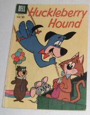 Huckleberry Hound # 7 ...VG+  4.5 grade--D...1960 Dell comic book