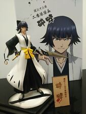 BLEACH Soi Fon 1:8 Resin Model Statue Captain Serious Anime Figure Recast FOC
