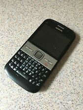 Nokia E5-00 - Carbon Black (Unlocked) Smartphone