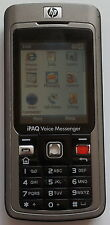 HP iPAQ 514 Voice Messenger - Grey (Unlocked) Smartphone Boxed