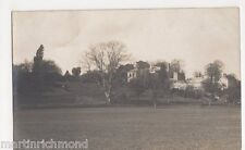 Worcester, St. Johns, Bromwich House Real Photo Postcard, B493
