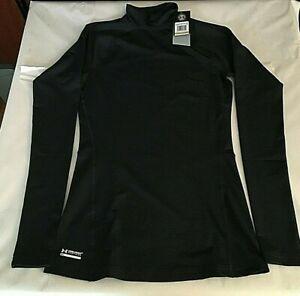 $55 Under Armour 1316921-465 Women's Tac Reactor Mock Base Long Sleeve Shirt, SM