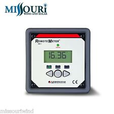 Morningstar RM1 Remote Meter for SunSaver-MPPT, SunSaver-Duo and SureSine