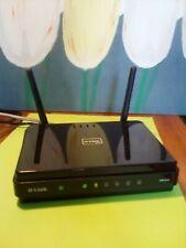 D-Link DIR-615 Wireless Ethernet Router Reset to default.