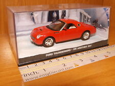 FORD THUNDERBIRD 1:43 DIE ANOTHER DAY JAMES BOND 007 CAR