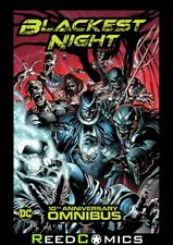 BLACKEST NIGHT OMNIBUS 10TH ANNIVERSARY EDITION HARDCOVER (1664 Pages) Hardcover