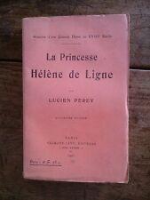 LA PRINCESSE HELENE DE LIGNE histoire d'une Grande Dame au XVIIIe siècl