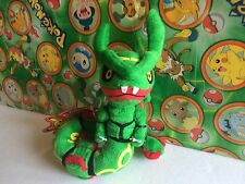 Pokemon Center Plush 2007 Pokedoll Rayquaza Doll stuffed toy figure New Rare