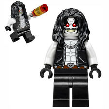 LEGO DC Super Heroes Minifigure - Lobo - NEW from set 76096