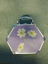 Sixogon Aluminium Jewelry/trinket Organizer Box Storage