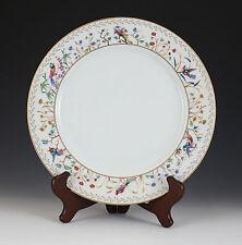 """Limoges for Tiffany & Co. Porcelain 11"""" Dinner Plate in Audubon"""