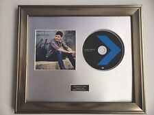 SIGNED/AUTOGRAPHED MATT WEBB - RIGHT DIRECTION CD PRESENTATION. MARIANAS TRENCH