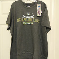 MLB Oakland Athletics Baseball Shirt New Womens 2X