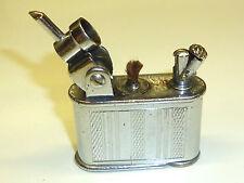 LANCEL AUTOMATIQUE LIGHTER-briquet-BTE S.G.D.G. 75-22 - 1930-Fab. France