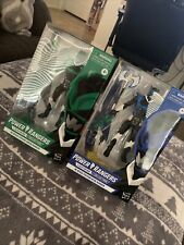 Power Rangers Lightning Collection Psycho Green And Blue Rangers