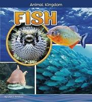 Fish by Lisa J. Amstutz (Hardback, 2017)