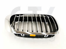 Genuine BMW E46 Coupe / Convertible Front Kidney Grille Right 51138208686