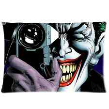 Popular Print Design Joker Rectangle Pillow Case 20x30 Inch(One Side)