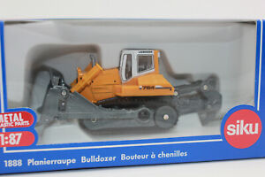 Oo SIKU 1888 Liebherr 764 Bulldozer 1:87 H0 New Original Packaging Oo