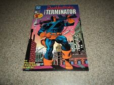 DEATHSTROKE THE TERMINATOR #1