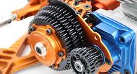 GTBracing - 3 Speed Gear Set for Hpi Baja 5B/5T/5SC