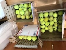 30 USED TENNIS BALLS - GREAT DOG BALLS...KIDS TOYS ALSO.. MANY USES