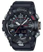 Casio G-Shock Mudmaster Quad Sensor Bluetooth Carbon Core Watch - GG-B100-1