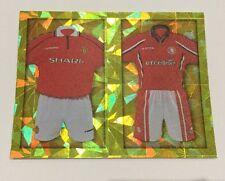 Merlin Premier League 2000 Football Sticker Manchester United Kit Number 268