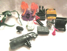VINTAGE MOTU HE-MAN LOT OF ACCESSORIES MASTERS OF THE UNVERSE
